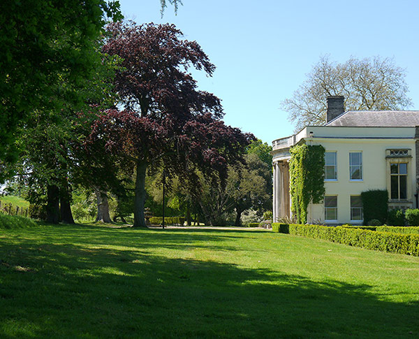 Warlies Park House